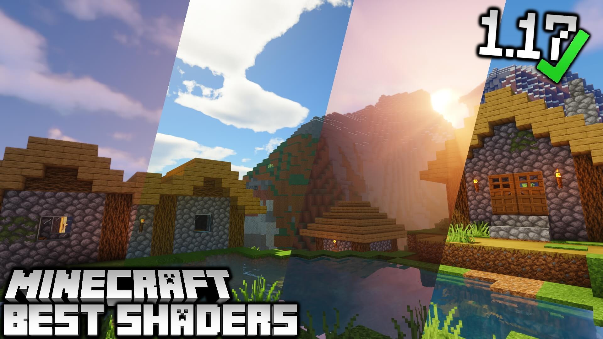 Minecraft 1.17.1 Shaders Download List • Texture