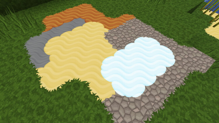 OptiFine Connected Textures & Transitions Addon for PureBDcraft uses OptiFine