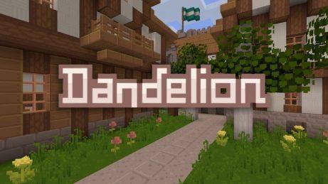 Dandelion Texture Pack