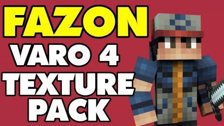 Fazon varo 4 texture pack thumbnail