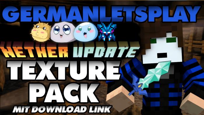 GLP Resource Pack 1.16 Download Nether Update