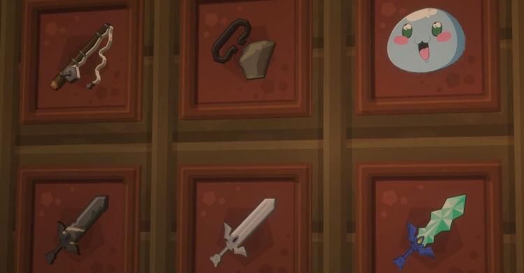 Neue Minecraft Schwerter mit Klumpi, Steini und Puffi
