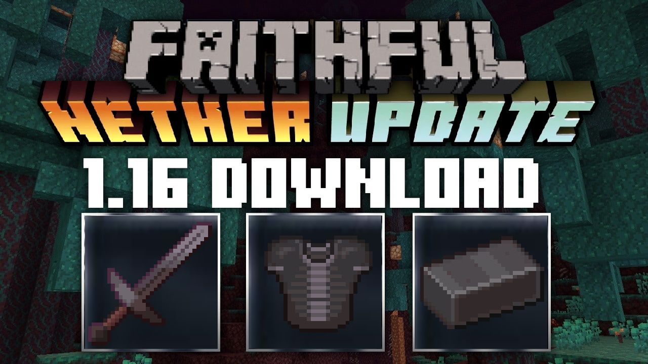 Faithful Texture Pack Download