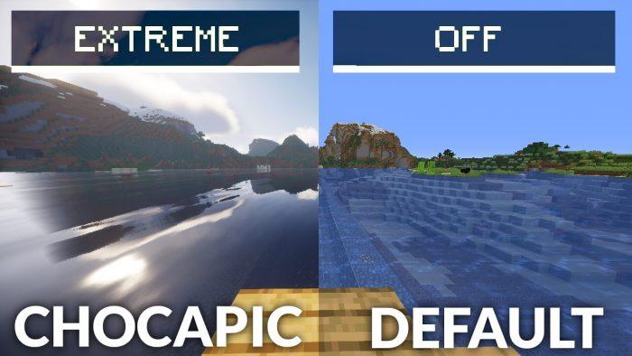 Chocapic13 Shader Minecraft Download