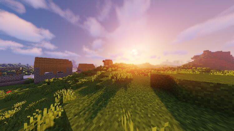 Sildurs Shader Vibrant Sky