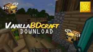 VanillaBDcraft Texture Pack Download Thumbnail