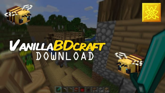 VanillaBDcraft Texture Pack Download Thumbnail