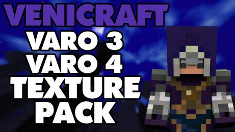Originales VeniCraft Texture Pack für Minecraft 1.8