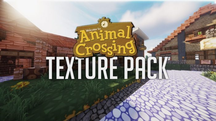 Minecraft Animal Crossing Texture Pack Download