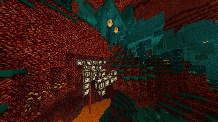 John Smith Legacy Nether Update