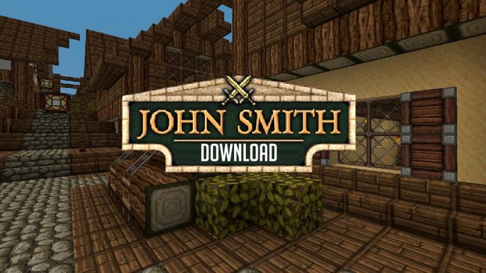 John Smith Legacy Texture Pack