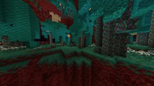 New Nether Biome with Winthor Medieval 1.16 Pack