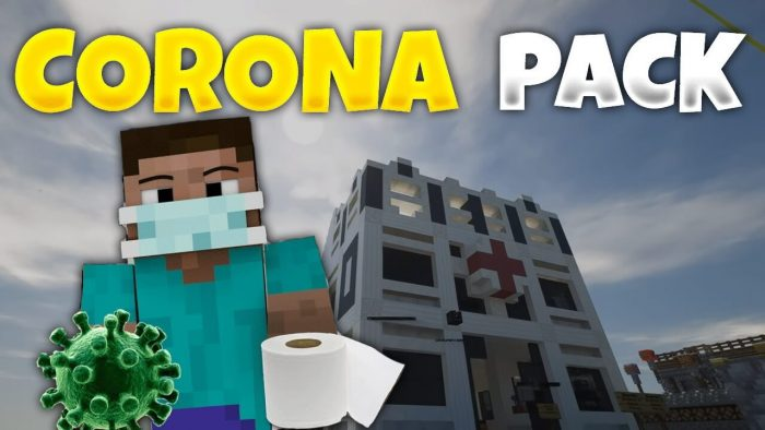 Corona Minecraft Texture Pack Download