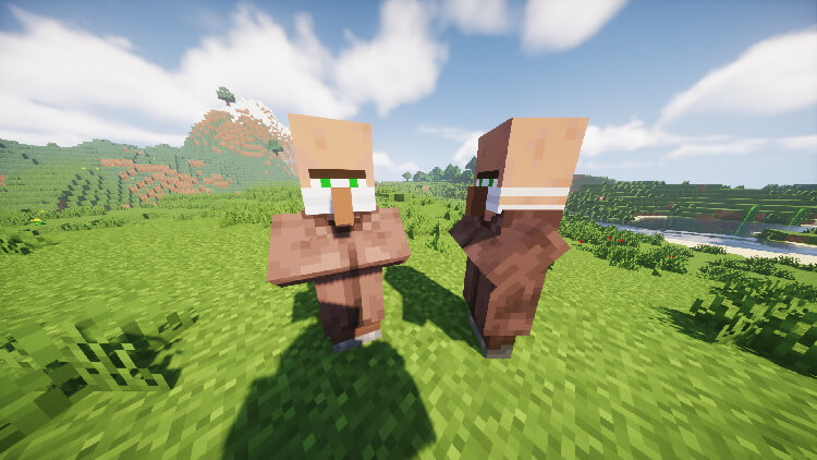 Mobs with facemask