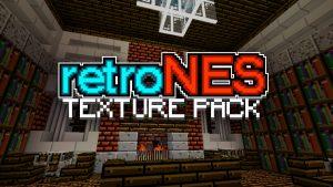 Retro NES Texture Pack