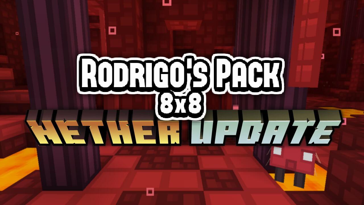 Rodrigo's Pack 1.16 Texture Pack Download