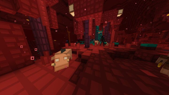 Rodrigo 1.16 Texture Pack with the new nether update
