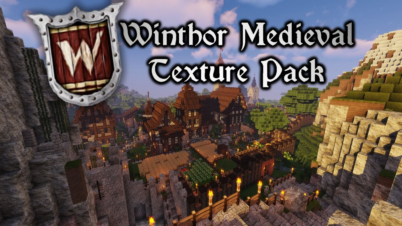 Winthor Medieval Texture Pack 1 16 5 1 16 4 1 8 Resource Packs