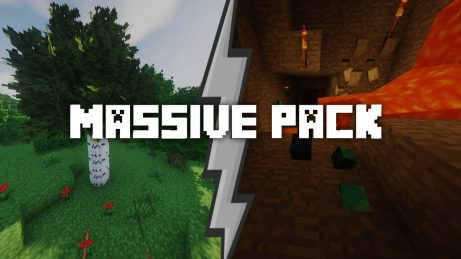 Massive Texture Pack 1.16.4 → 1.15