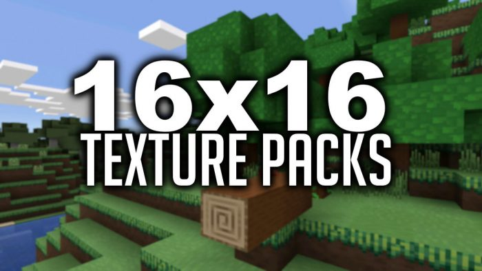 16x16 Texture Packs