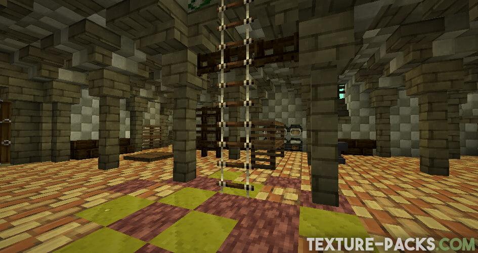 16x16 texture pack screenshot