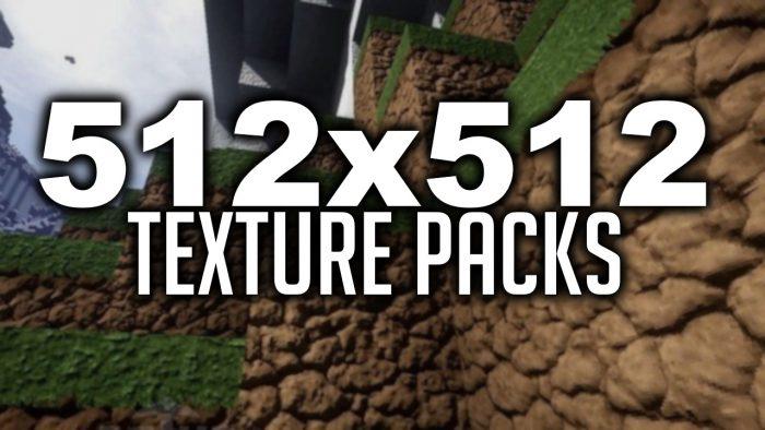 512x512 Texture Packs