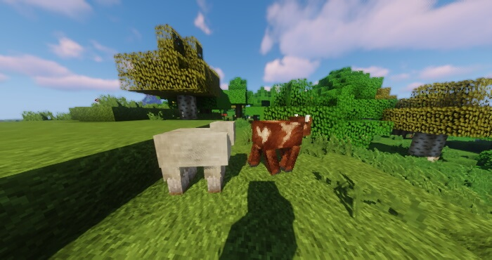 Clarity Texture Pack Mobs