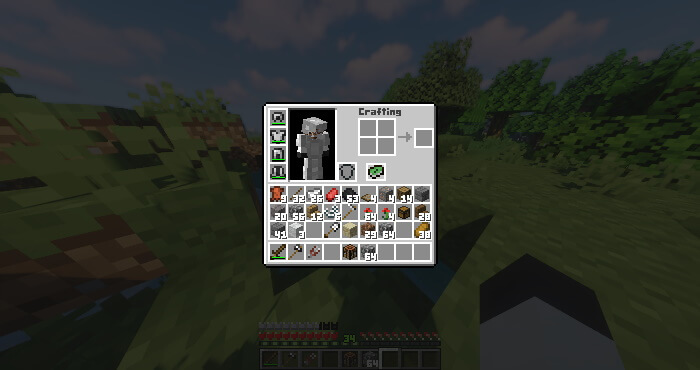 F8thful Texture Pack Inventory