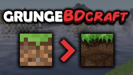 GrungeBDcraft Texture Pack