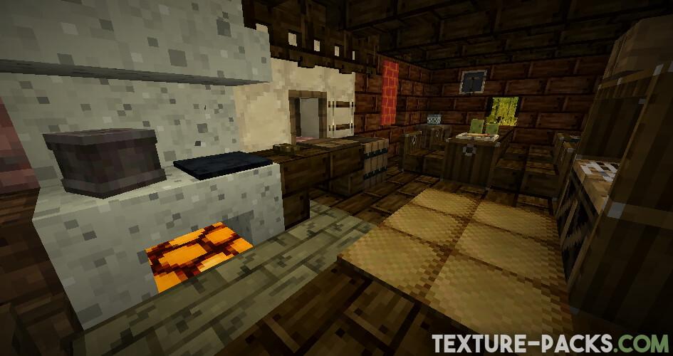 Jolicraft Texture Pack Screenshot