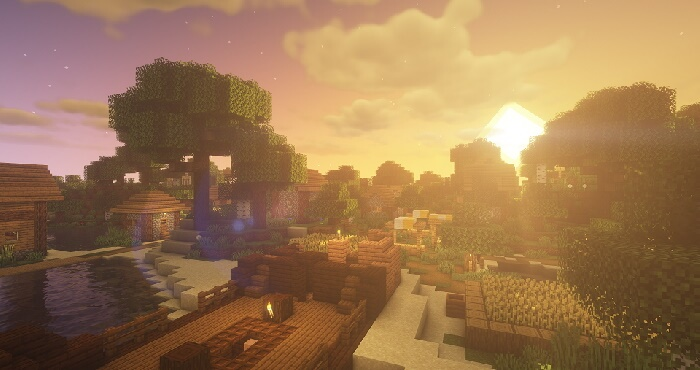 BSL Shaders Pack