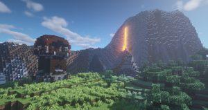 BSL Shaders in minecraft