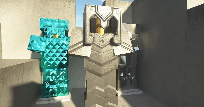 Modern Arch Armour
