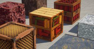 Stylized Resource Pack 3D Blocks