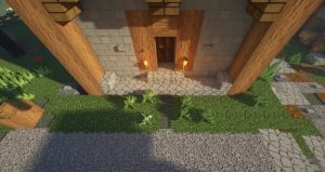 Stylized Resource Pack with shaders