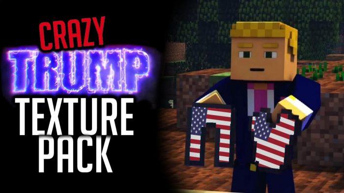 Crazy Trump Texture Pack (2)