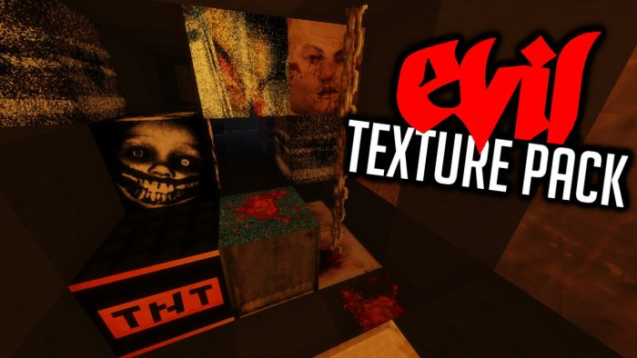 Evil Texture Pack