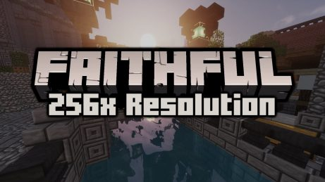 Faithful 256x256 Texture Pack