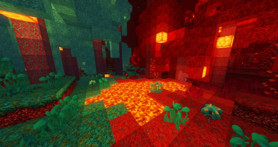 LB Photo Realism Nether Update