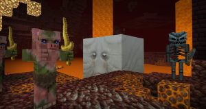 Lithos Texture Pack Nether