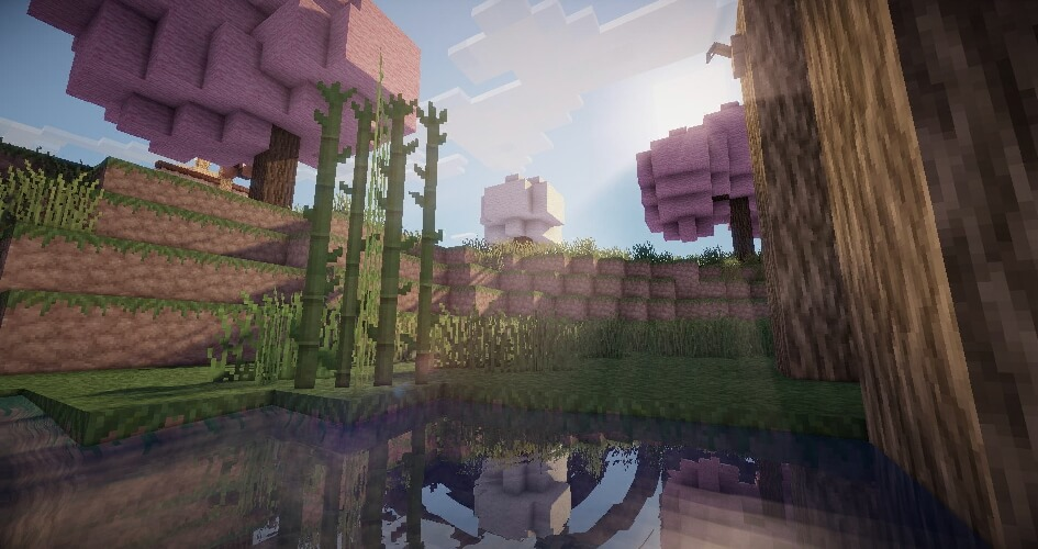 Lithos Texture Pack with shaders