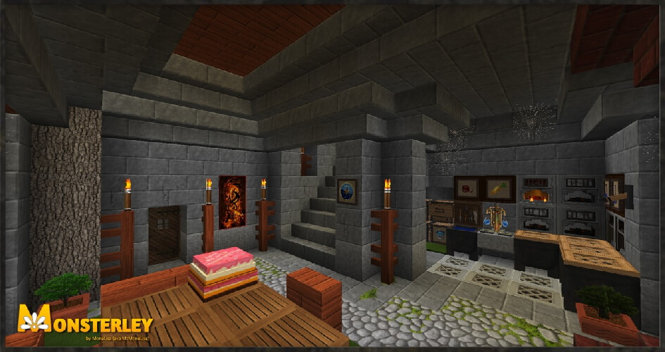Monsterly Texture Pack