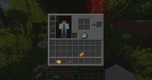 New Default Texture Pack Inventory