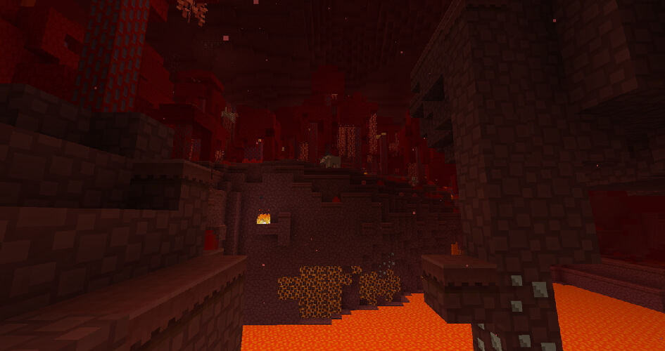 Paper Cut Out Texture Pack Nether Update
