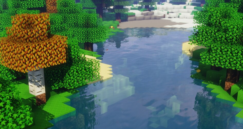 SapixCraft with Shaders