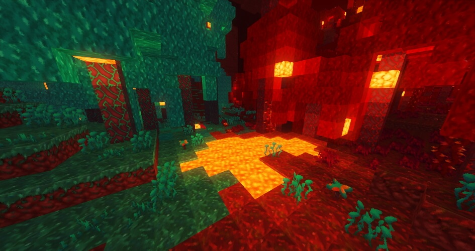 Stevens Traditional Texture Pack Nether Update (1)