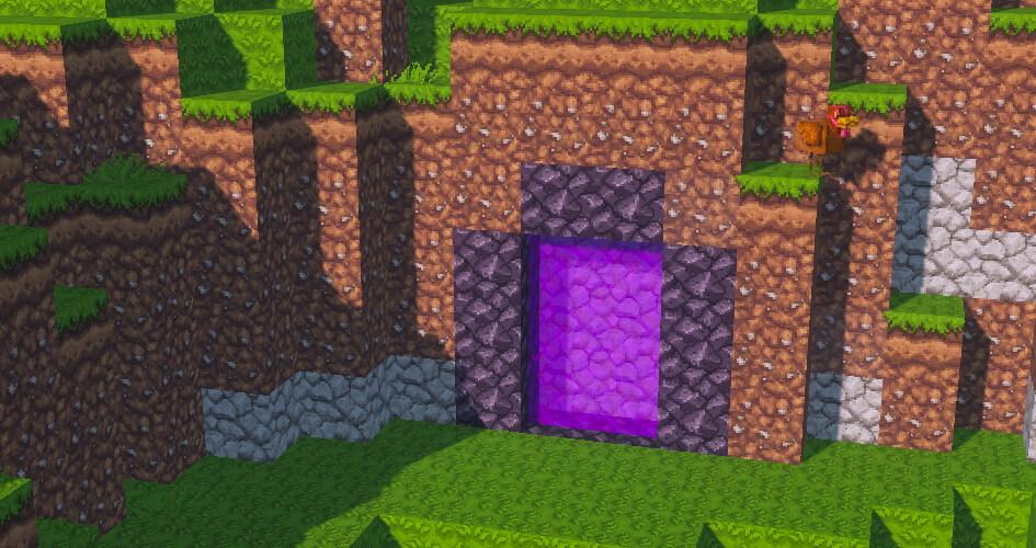 Dokucraft Texture Pack Screenshot