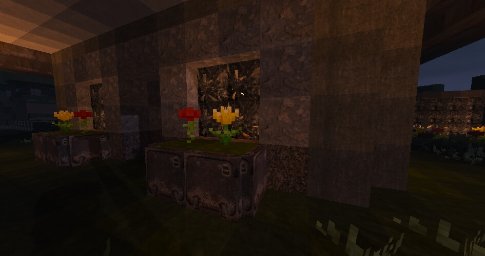 Evil Texture Pack for Minecraft