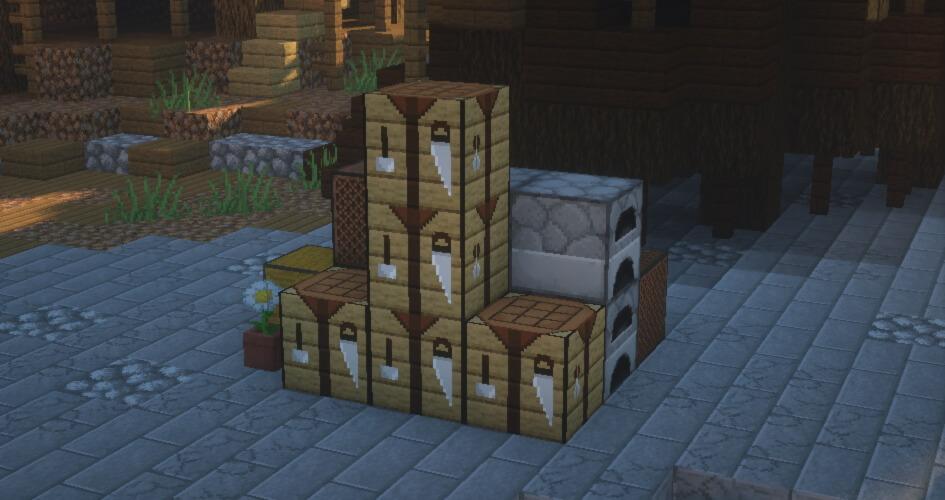 Faithful 32x Texture Pack Screenshot