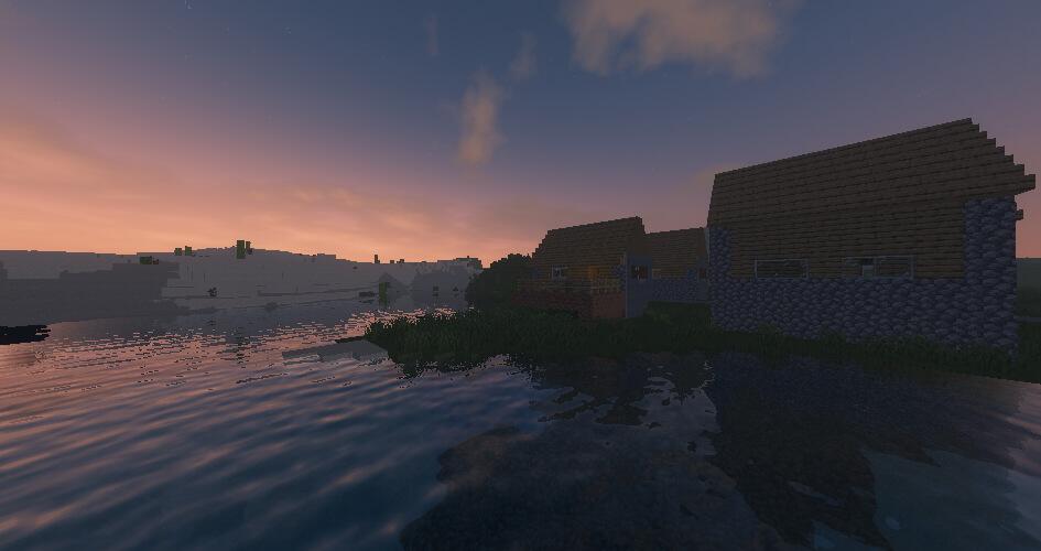 KUDA Shader Screenshot Night